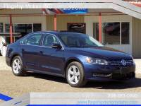2012 Volkswagen Passat TDI SE for sale in Boise ID