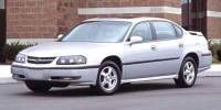 Pre-Owned 2003 Chevrolet Impala 4dr Sdn LS