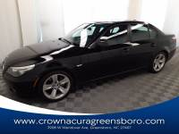 Pre-Owned 2009 BMW 5 Series 528i in Greensboro NC