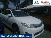 Used 2013 Toyota Camry West Palm Beach