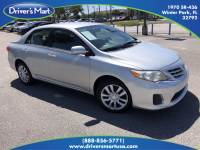 Used 2013 Toyota Corolla LE For Sale in Orlando, FL | Vin: 5YFBU4EE5DP159648