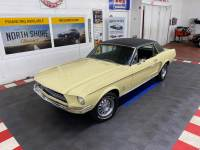 1968 Ford Mustang -COUPE - MANUAL TRANS - CLEAN BODY - SEE VIDEO -