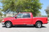 2001 Ford F-150 4dr SuperCrew Lariat 2WD Styleside SB