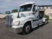 Used 2012 Freightliner Cascadia 6x4 Day-Cab Semi Truck