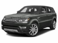 2017 Land Rover Range Rover Sport 3.0L V6 Supercharged HSE SUV XSE serving Oakland, CA