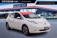Used 2015 Nissan LEAF SL