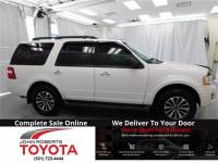 Used 2017 Ford Expedition XLT SUV