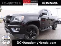 2016 Chevrolet Colorado 4WD LT Pickup