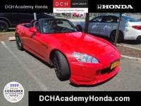 2004 Honda S2000 Base Convertible