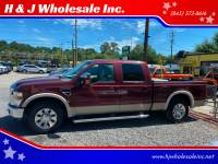 2010 Ford F-250 Super Duty 4x2 Lariat 4dr Crew Cab 6.8 ft. SB Pickup
