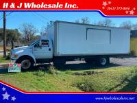 2007 Ford F-650 Super Duty 4X2 2dr Regular Cab