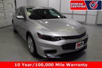 Used 2018 Chevrolet Malibu For Sale at Duncan Hyundai | VIN: 1G1ZD5ST6JF121347