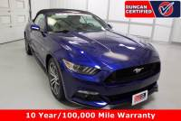 Used 2015 Ford Mustang For Sale at Duncan Hyundai | VIN: 1FATP8FF5F5380764