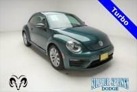Used 2017 Volkswagen Beetle 1.8T Hatchback