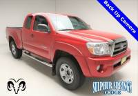 Used 2010 Toyota Tacoma 2WD Access Cab Standard Bed V6 Automatic PreRunner