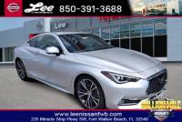 Pre-Owned 2019 INFINITI Q60 3.0t LUXE Coupe