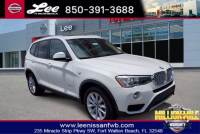 Pre-Owned 2015 BMW X3 xDrive28d SUV