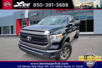 Pre-Owned 2014 Toyota Tundra 4WD Double Cab Long Bed 5.7L V8 SR5