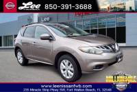 Pre-Owned 2011 Nissan Murano SV SUV
