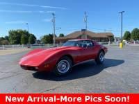 Used 1973 Chevrolet Corvette For Sale at Huber Automotive | VIN: 1Z37J3S432513