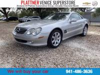 Pre-Owned 2003 Mercedes-Benz Class Base SL 500 Convertible
