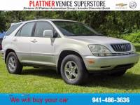 Pre-Owned 2002 Lexus RX 300 RX SUV