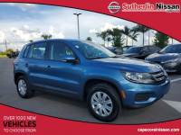 Used 2018 Volkswagen Tiguan Limited 2.0T SUV