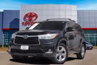 2016 Toyota Highlander Hybrid AWD 4dr Limited