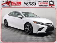 Certified 2019 Toyota Camry SE Auto