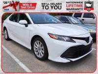 Certified 2019 Toyota Camry LE Auto