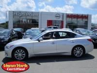 Used 2017 INFINITI Q50 3.0t Premium Sedan For Sale in High-Point, NC near Greensboro and Winston Salem, NC