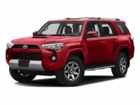 Used 2016 Toyota 4Runner 4WD 4dr V6 Trail