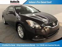 Used 2012 Nissan Altima 2.5 S Coupe
