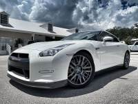 Used 2016 Nissan GT-R PREMIUM PEARL WHITE E85 KIT STAINLESS PIPES