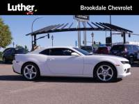 Certified Pre-Owned 2015 Chevrolet Camaro 2dr Cpe LT w/1LT