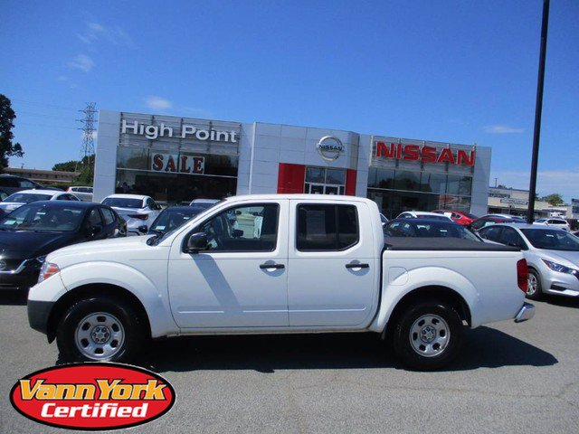 Photo Used 2016 Nissan Frontier S Pickup For Sale in High-Point, NC near Greensboro and Winston Salem, NC