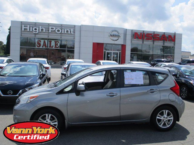 Photo Used 2014 Nissan Versa Note SV Hatchback For Sale in High-Point, NC near Greensboro and Winston Salem, NC