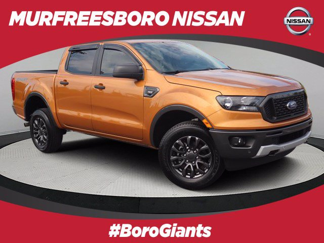 Photo Used 2019 Ford Ranger XLT Pickup