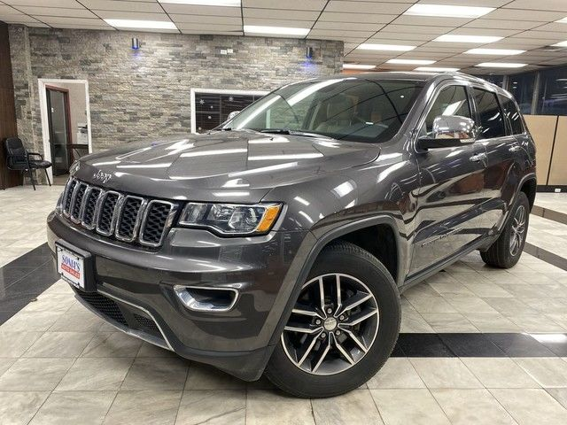 Photo 2017 Jeep Grand Cherokee Limited