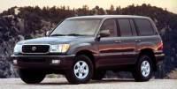1998 Toyota Land Cruiser 4dr 4WD
