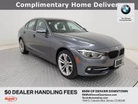 Certified Used 2017 BMW 328d in Denver, CO