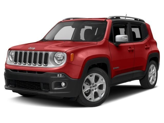 Photo Used 2018 Jeep Renegade Limited SUV For Sale in Bedford, OH