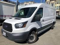 2015 Ford Transit Cargo 150 3dr LWB Medium Roof Cargo Van w/Sliding Passenger Side Door