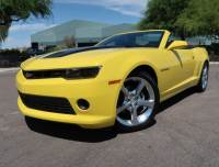 2015 Chevrolet Camaro 2LT RS Convertible
