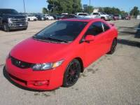 Pre-Owned 2009 Honda Civic Coupe Si
