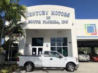 2007 Ford F-150 Lariat Leather Captain Chairs Sunroof Tow CD Changer