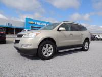 Pre-Owned 2010 Chevrolet Traverse Front-Wheel Drive LT w/2LT VIN 1GNLRGED2AS126302 Stock Number 7855Q