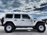 Used 2019 Jeep Wrangler Unlimited V6 CUSTOM LIFTED LEATHER SAHARA HARDTOP OCD DV8