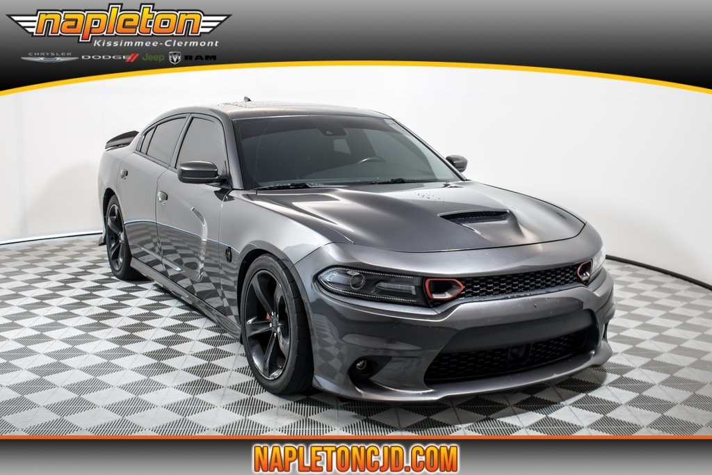 Photo 2016 Dodge Charger RT Scat Pack Sedan In Clermont, FL