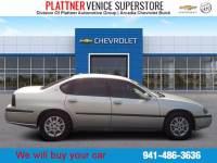 Pre-Owned 2005 Chevrolet Impala Base Sedan
